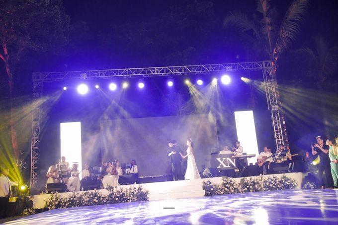 Villa Ombak Biru | The Royal Wedding Dance : Xander & Nadia by diskodiwedding - 027