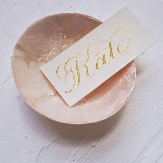 Wedding invitations by xuecalligraphy - 020