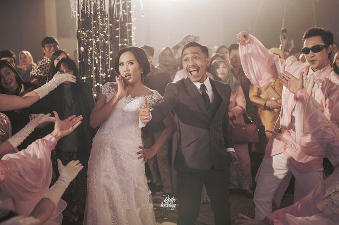 Gumaya Tower Hotel | Dea & Arie by diskodiwedding - 012