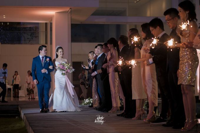 Villa Ombak Biru | The Royal Wedding Dance : Xander & Nadia by diskodiwedding - 032