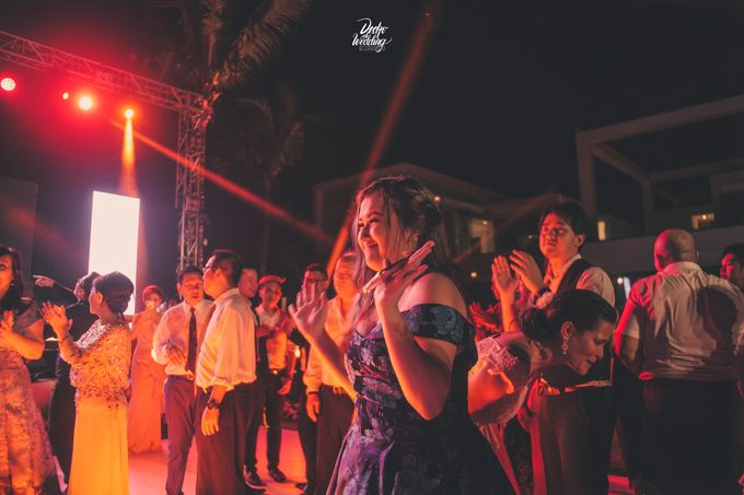 Villa Ombak Biru | The Royal Wedding Dance : Xander & Nadia by diskodiwedding - 039