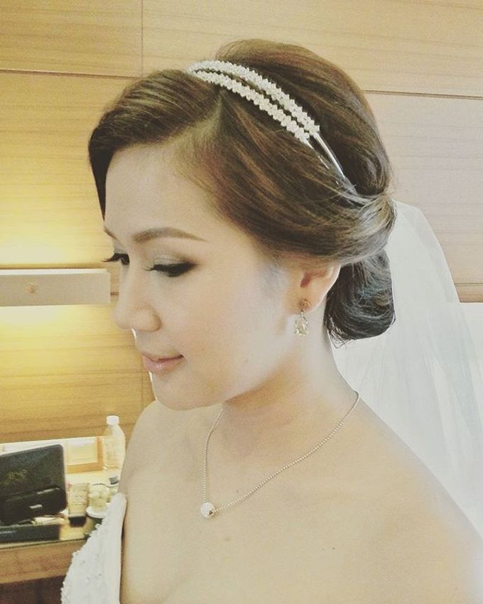 Bridal Makeup and Hairstyle by SueLim & artmakeup - 040