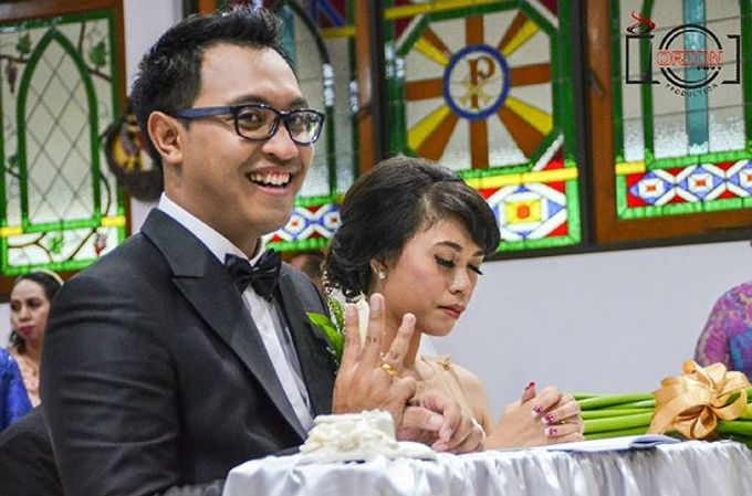 Resa + Ria Wedding (Holy Matrimony) by Orion Art Production - 010