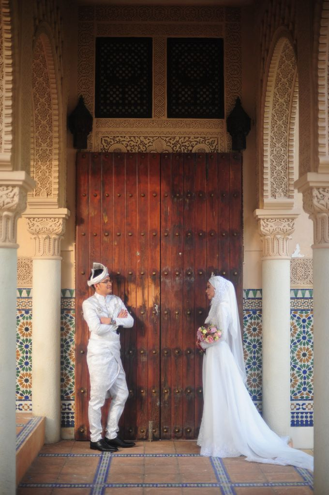 Adila & Dr. Taqif by Emma Wedding - 003