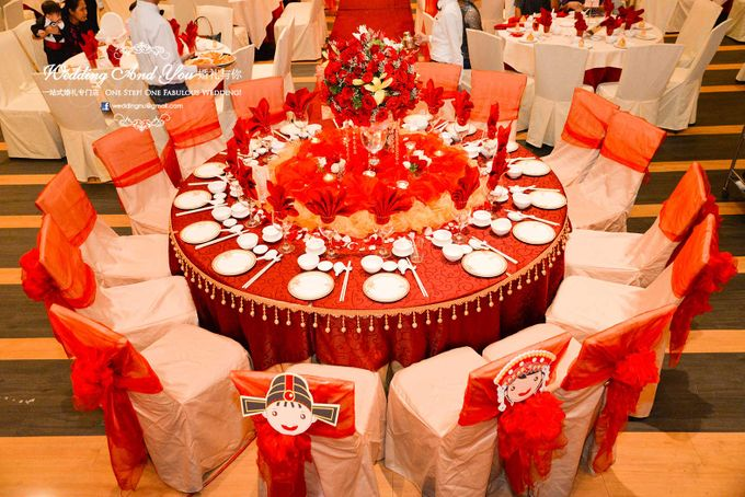 VIP Table Setting by Wedding And You - 008
