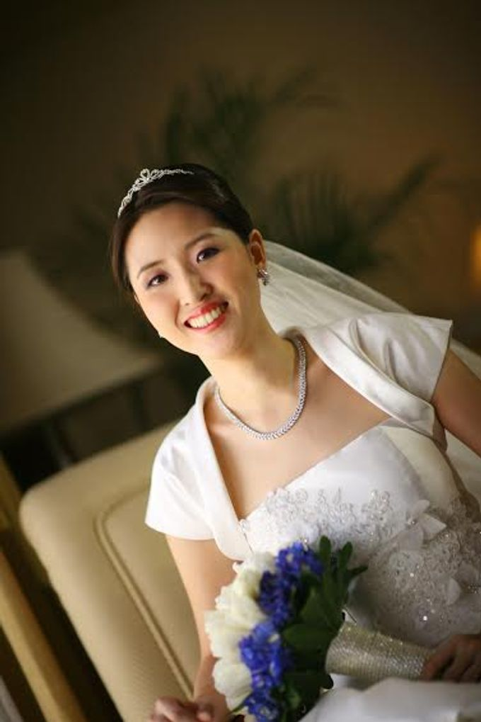 Girlie Chua Wedding by Orlan lopez - 006