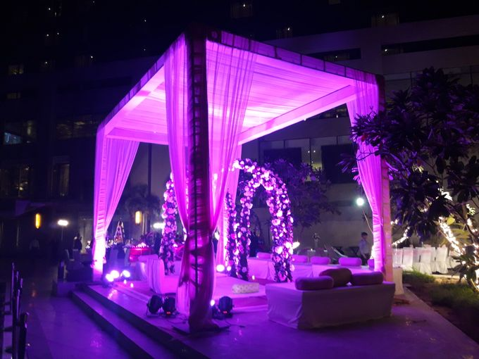 Wedding Decor And Hospitality by Xeel Events - 003