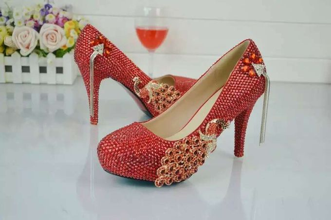 WEDDING SHOES by TIANXI TRADING PTE LTD - 015