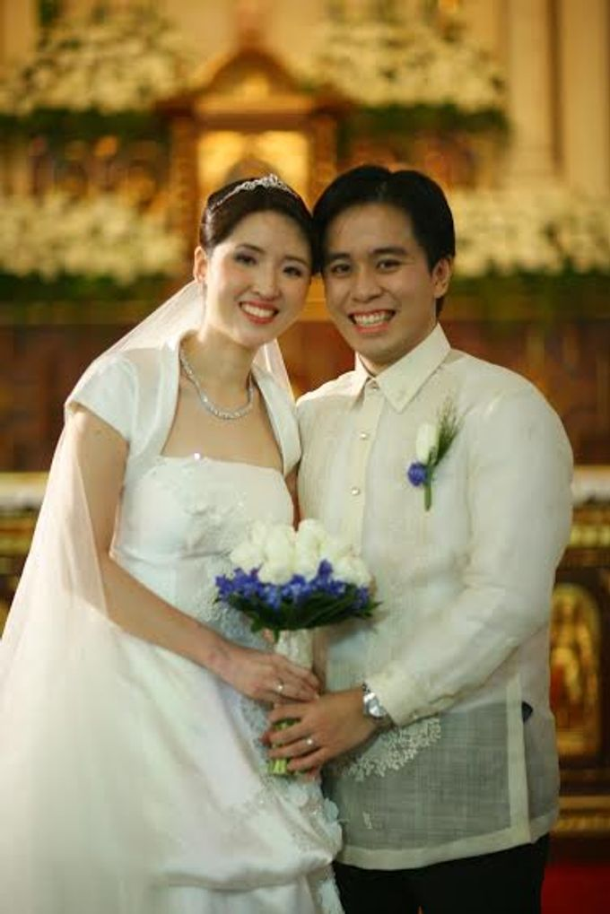 Girlie Chua Wedding by Orlan lopez - 007
