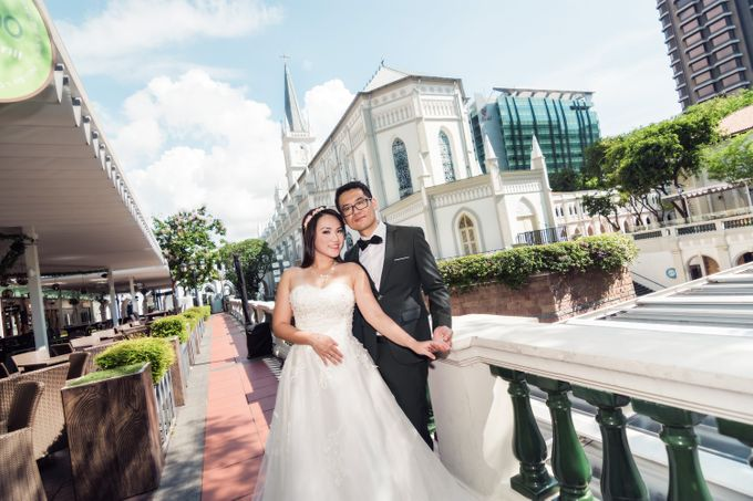 Pre-Wedding Photography Package by Makeupwifstyle - 004