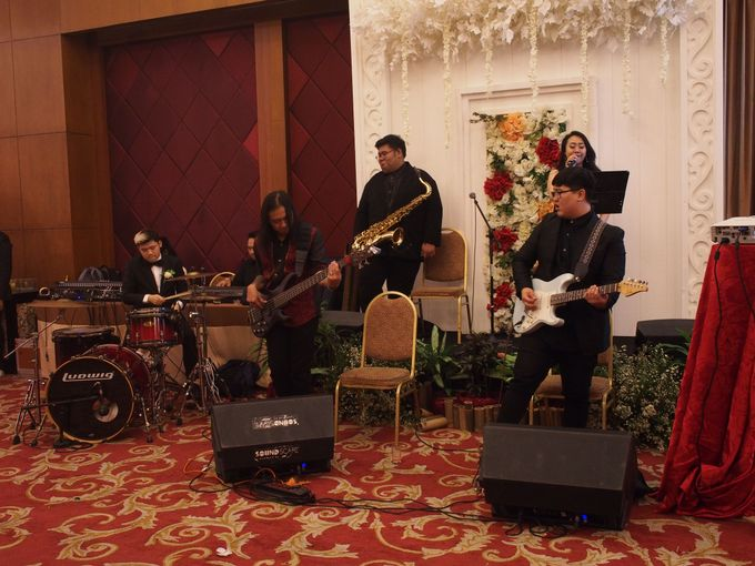 Wedding Best Western Mangga Dua by SOUNDSCAPE - BOSE Rental Audio Professional - 001