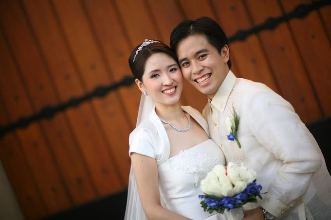 Girlie Chua Wedding by Orlan lopez - 008