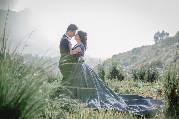 Oen Michael & Agnes Prewedding by van photoworks - 008