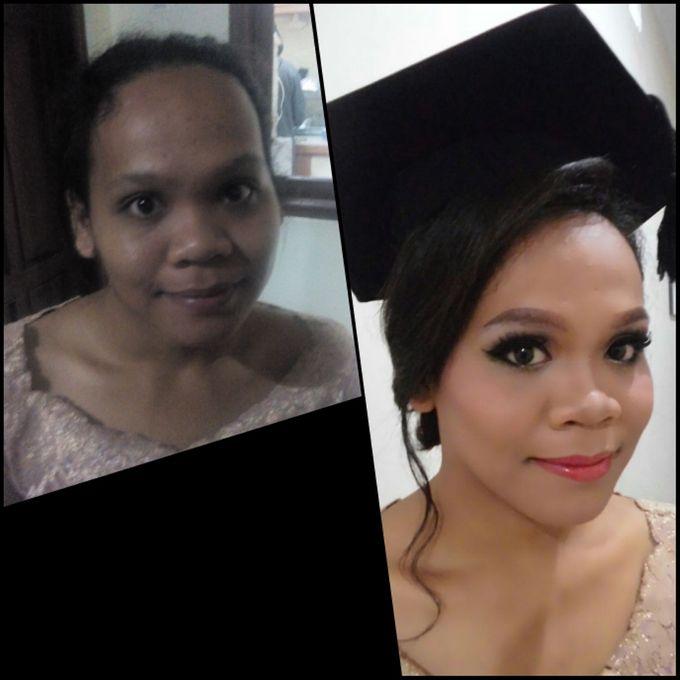 Make Up For Graduation by Maurine Stephanie MUA - 013