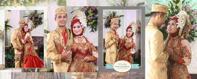 "Wedding Book Concept ""Ferbri & Kartika Wedding"" by headroom picture - 011"