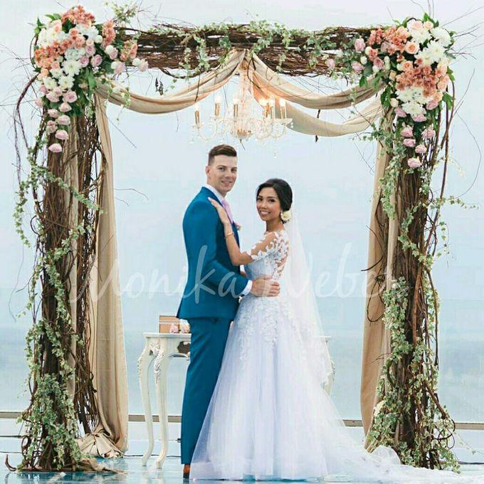 Mr.Jean Lavollèe & Ms.Diann Pradipta Wedding by MONIKA WEBER Home of Fashion - 001