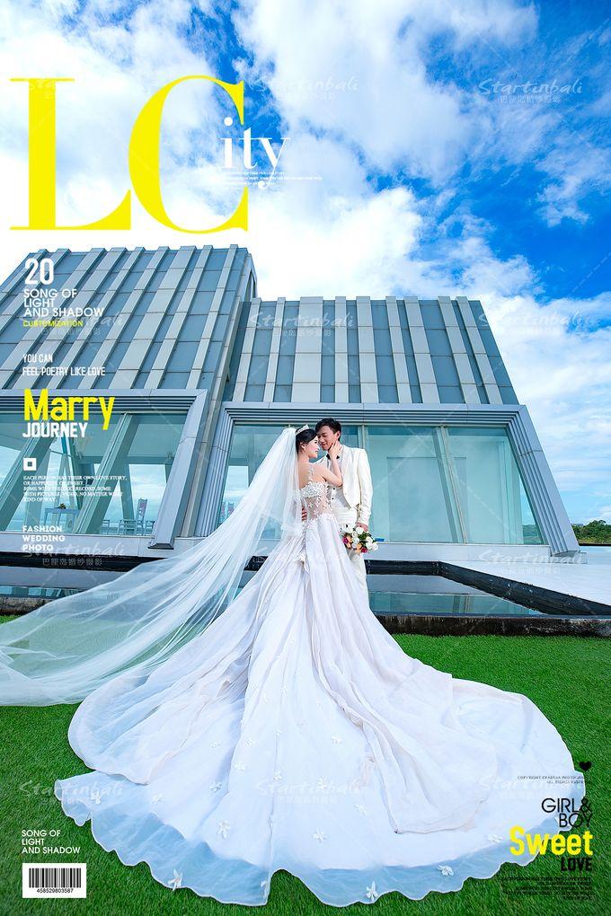 Regina & Timothy Wedding by Start In Bali - 009
