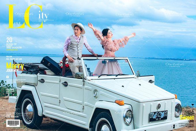 Regina & Timothy Wedding by Start In Bali - 010
