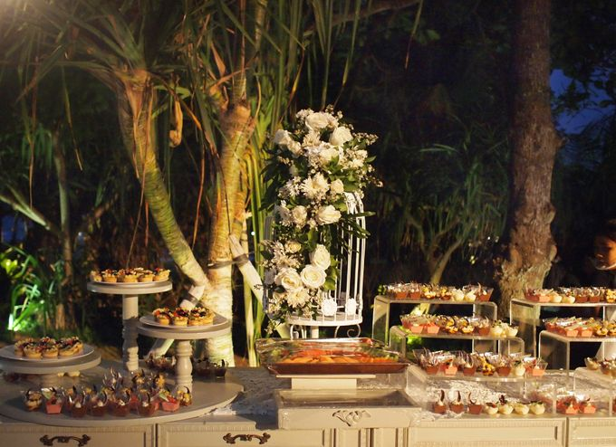Lonardo and Felicia s wedding with ocean view by DASA Catering - 003