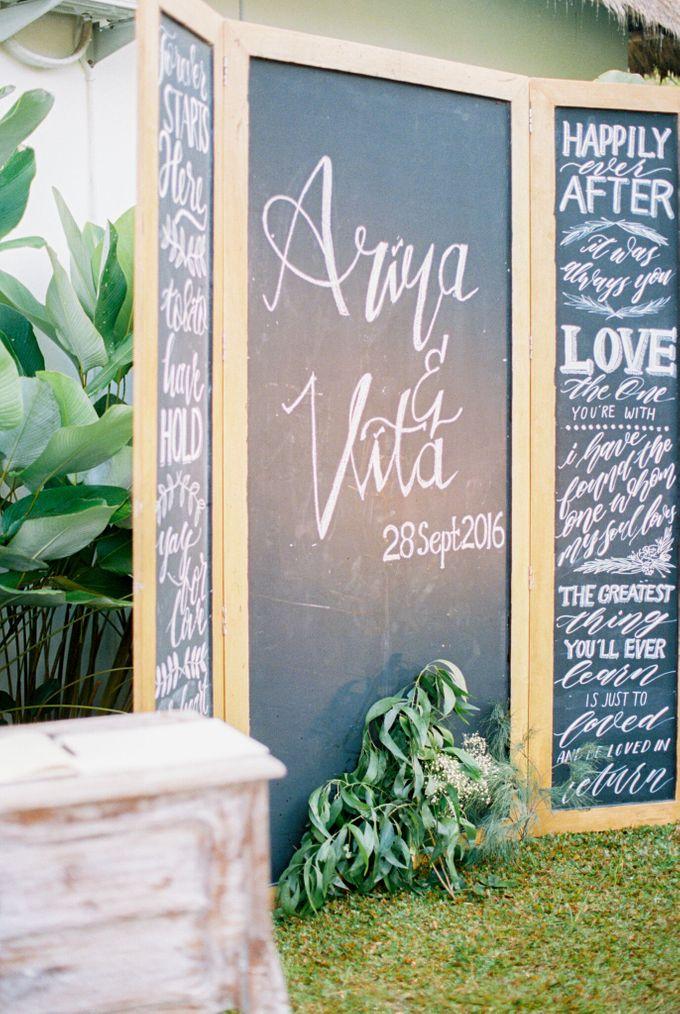 Wedding Of Arya & Vita by Wiki Lee - 031