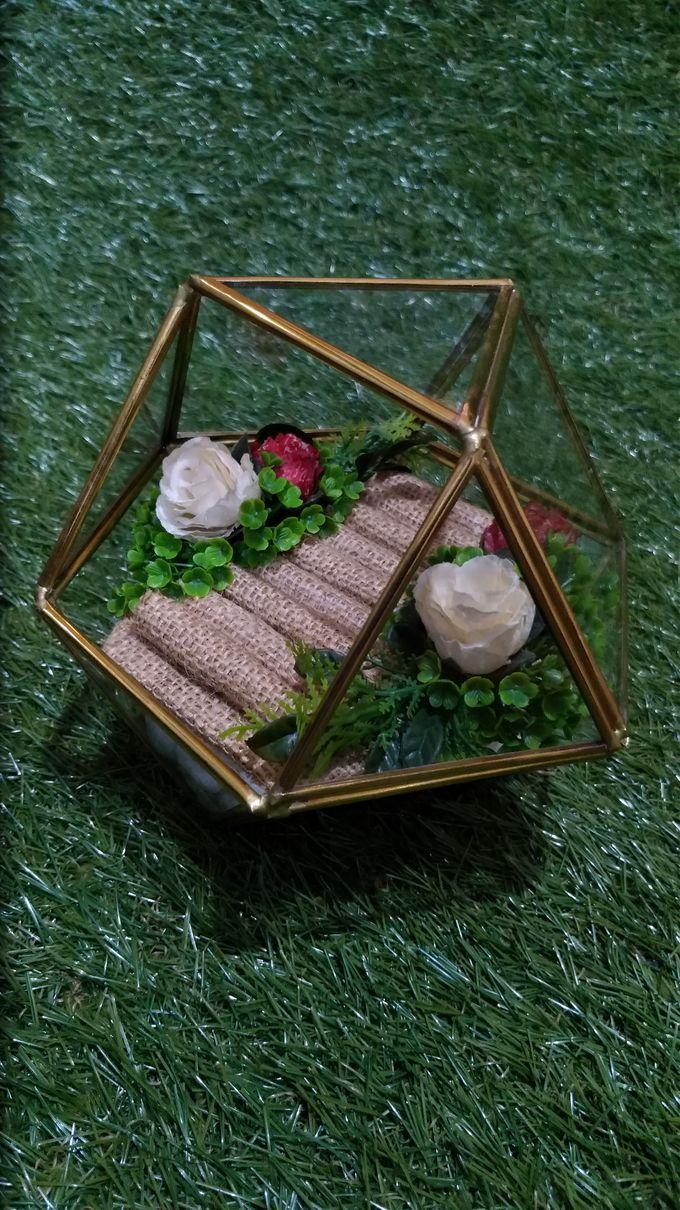 Diamond Glass for Dinar Mahar Abi dan Gatya by Hana Seserahan - 003