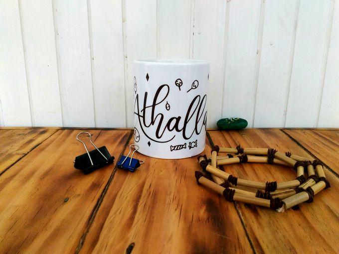 Handletters Customized Mugs by Irwanletters - 003