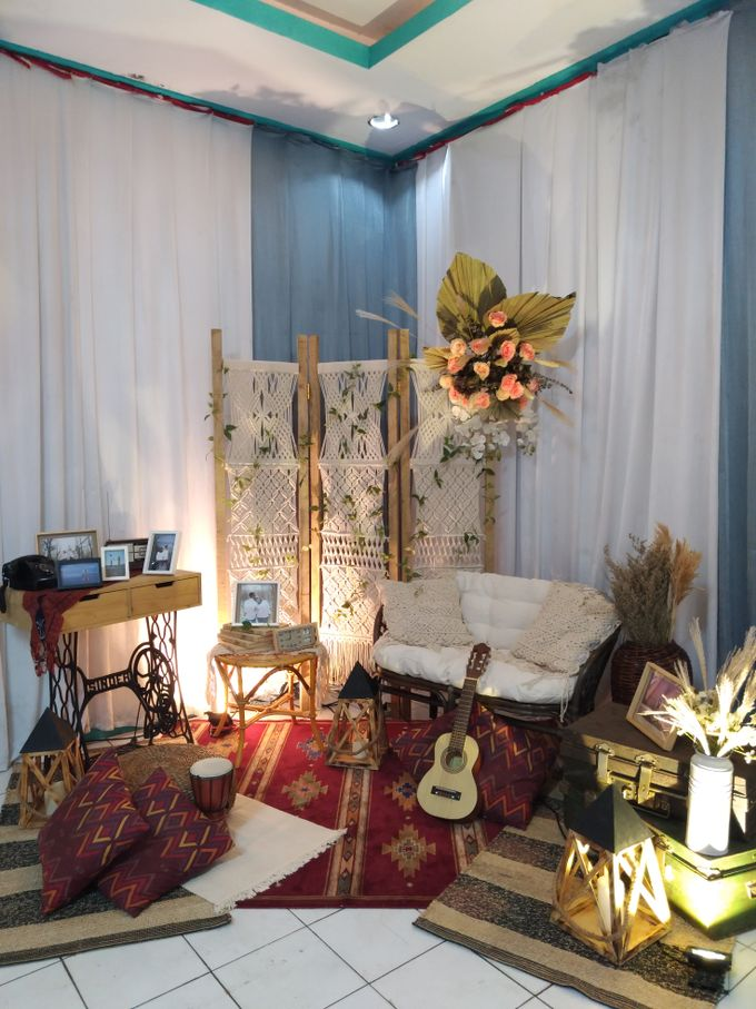 Photo Booth Wedding Silvi - Fiki by Hana Seserahan - 001