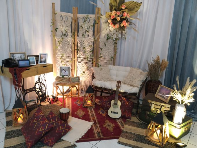 Photo Booth Wedding Silvi - Fiki by Hana Seserahan - 003