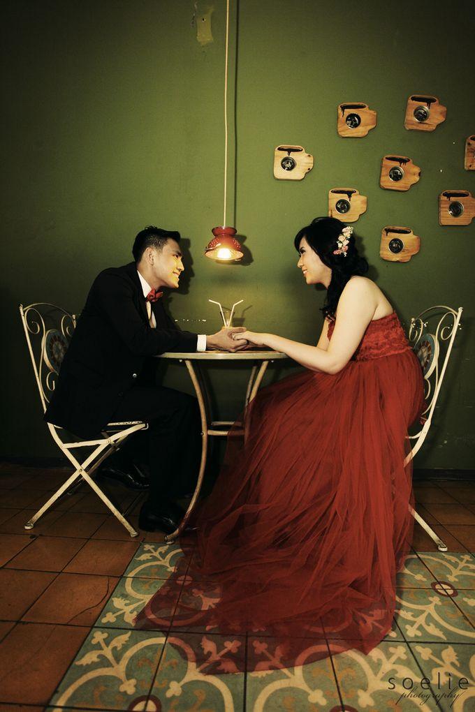 Ferdie & Michelle pre-wedding by soelie photography - 001