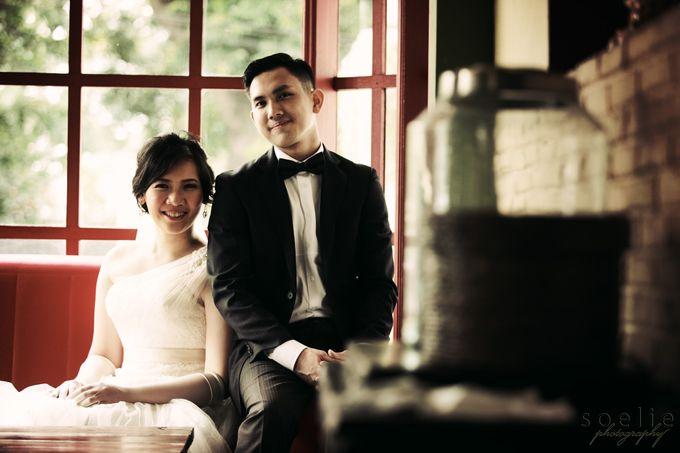 Ferdie & Michelle pre-wedding by soelie photography - 002