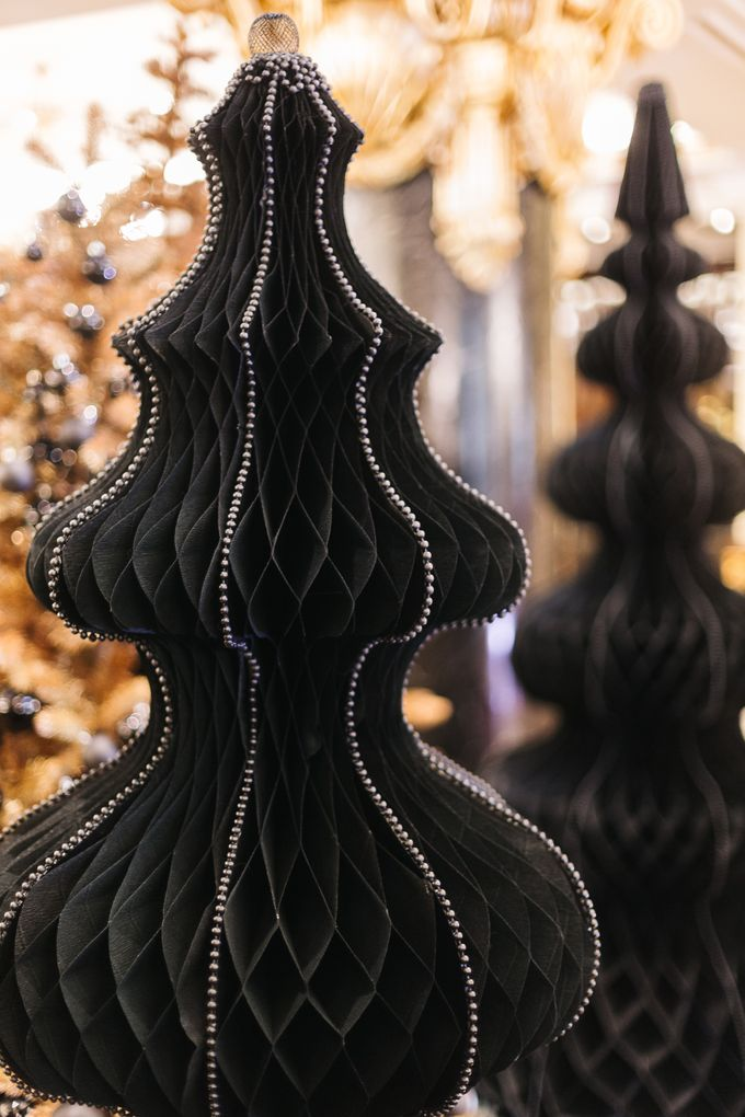 Black and Gold by Maria German decor - 003