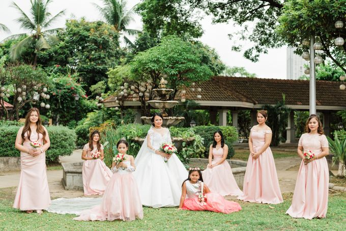 EDWARD AND CHERY WEDDING by Pat B Photography - 019