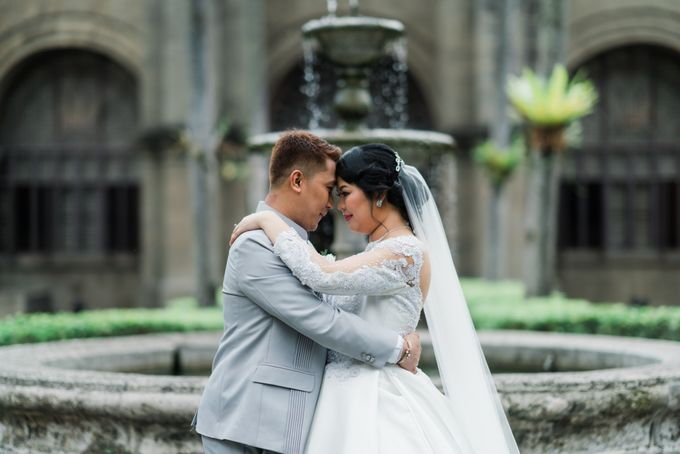 EDWARD AND CHERY WEDDING by Pat B Photography - 033