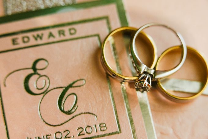 EDWARD AND CHERY WEDDING by Pat B Photography - 004