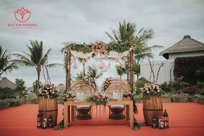 DiPin Love by Bali Top Wedding - 013