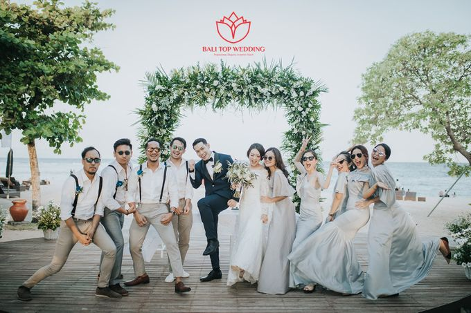 No Body But You by Bali Top Wedding - 006