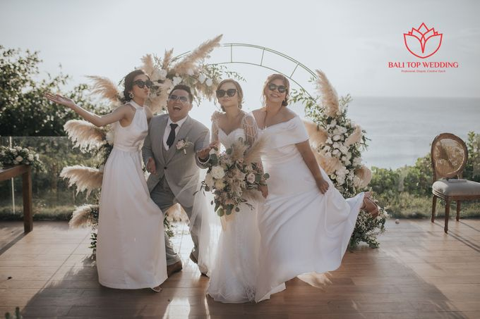 The Happiest Man by Bali Top Wedding - 004