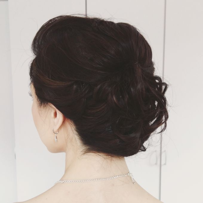 Bridal Makeup & Hair by My Cherry Style - 007