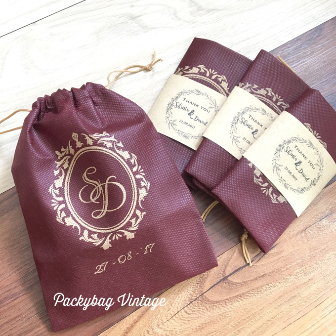 Shinta & David Wedding  by Packy Bag Vintage - 002