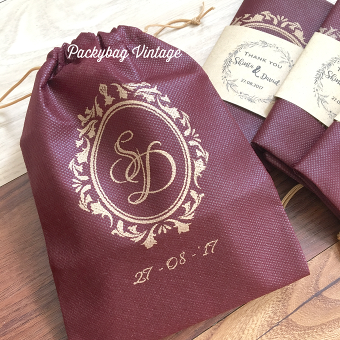 Shinta & David Wedding  by Packy Bag Vintage - 004