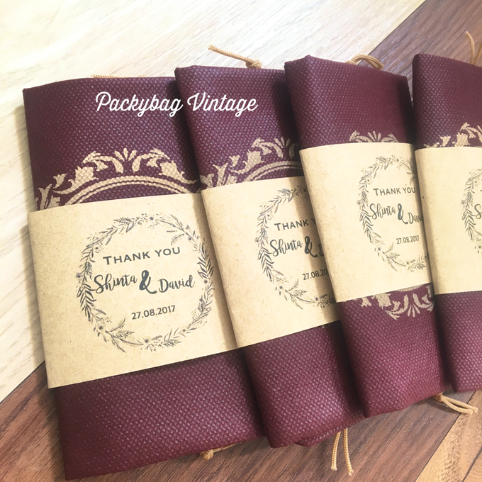 Shinta & David Wedding  by Packy Bag Vintage - 003