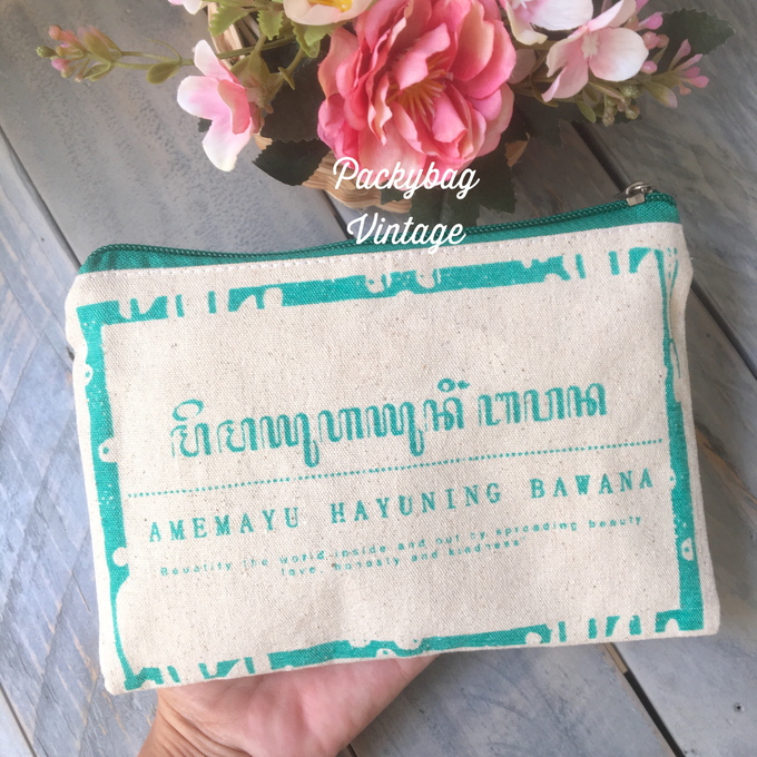 Tea & Arya Wedding  by Packy Bag Vintage - 003