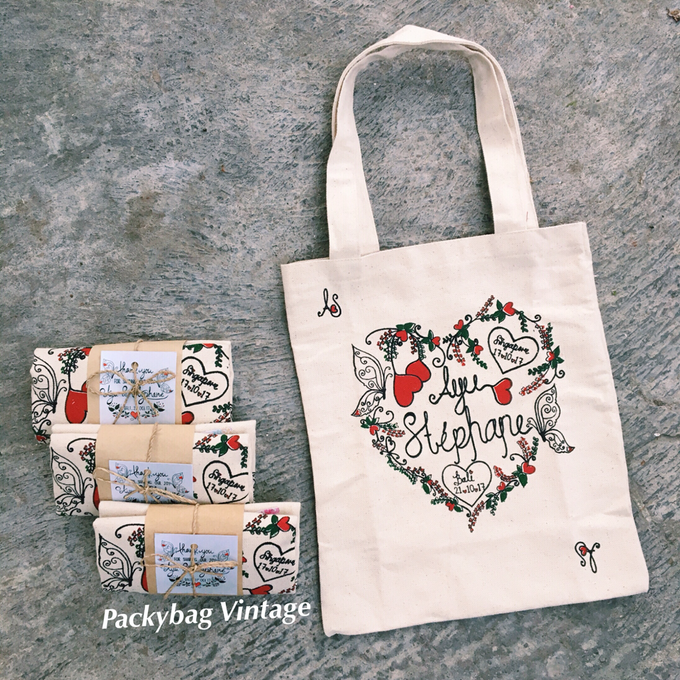 Ayu & Stephane Wedding by Packy Bag Vintage - 002