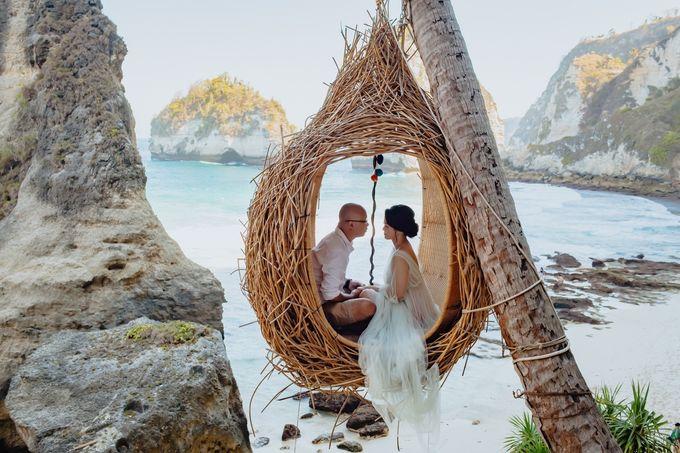 Nusa Penida Pre-Wedding Trip of Arya and Nadya by PadiPhotography - 009