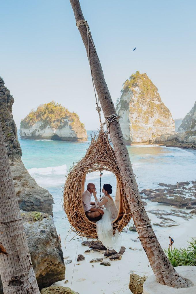 Nusa Penida Pre-Wedding Trip of Arya and Nadya by PadiPhotography - 006