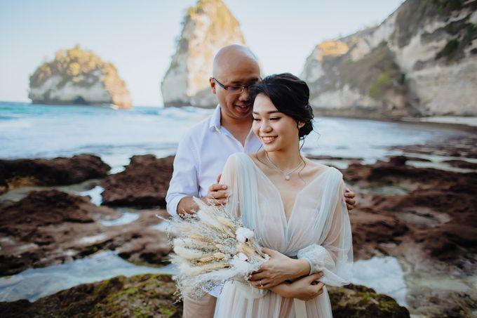 Nusa Penida Pre-Wedding Trip of Arya and Nadya by PadiPhotography - 010