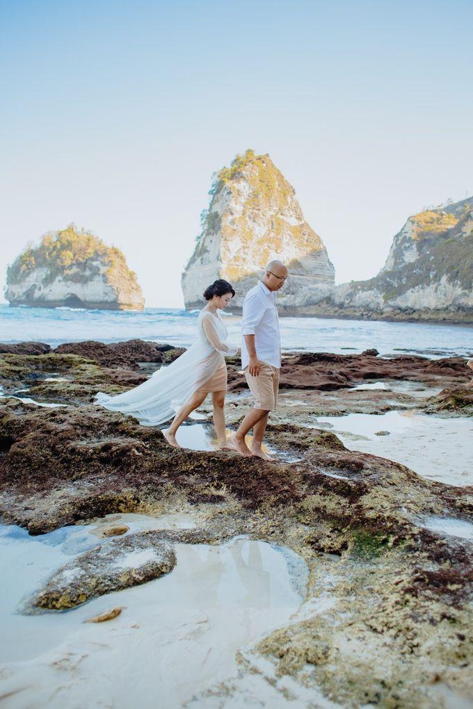 Nusa Penida Pre-Wedding Trip of Arya and Nadya by PadiPhotography - 011