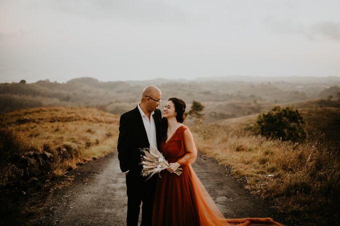 Nusa Penida Pre-Wedding Trip of Arya and Nadya by PadiPhotography - 019
