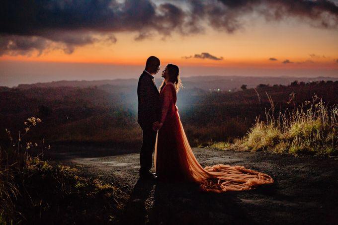 Nusa Penida Pre-Wedding Trip of Arya and Nadya by PadiPhotography - 030