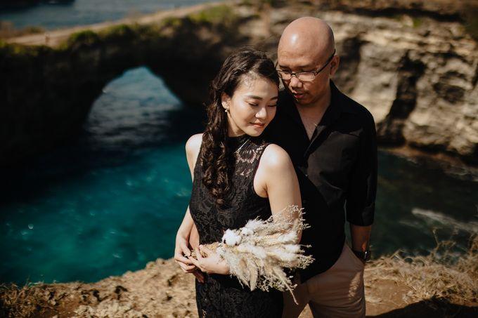 Nusa Penida Pre-Wedding Trip of Arya and Nadya by PadiPhotography - 039